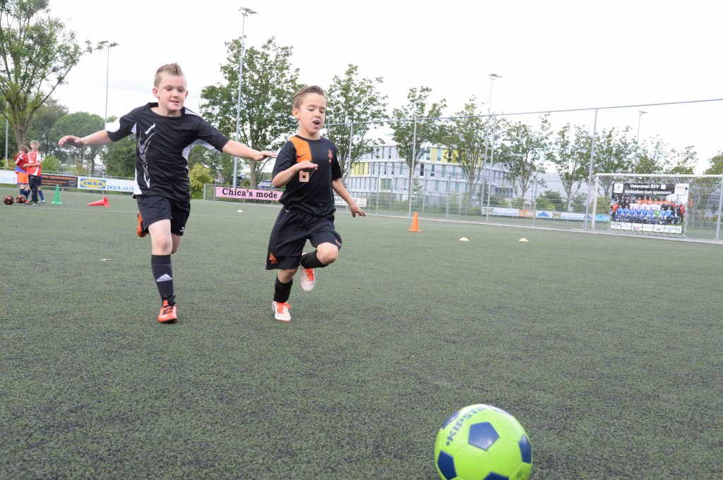 Marlyne voetbalkamp