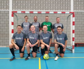 Lincks Personal Recruitment zaalvoetbalteam