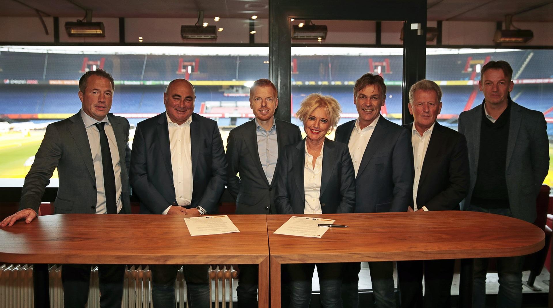 Feyenoord Academy samenwerking
