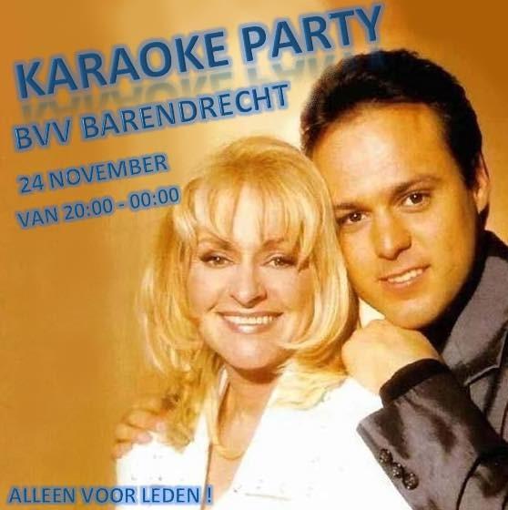 Karaoke Party BVV Barendrecht