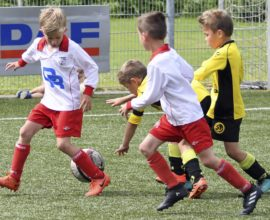 Jeugdvoetbal BVV Barendrecht