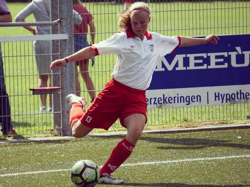 Meisjesvoetbal BVV Barendrecht