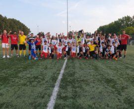 Barendrecht O14 - FC Dutch Connections