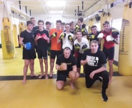 Kickboks training JO19-4