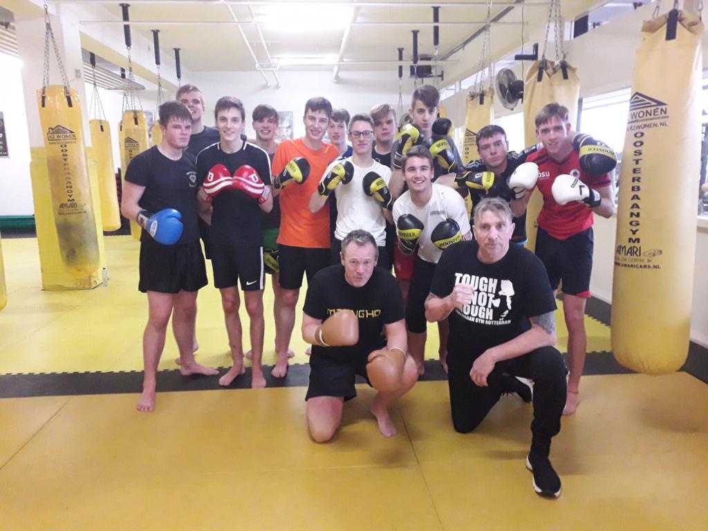 Kickboks training JO19-4