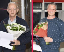 Bas Herweijer en Ruud Kuiper