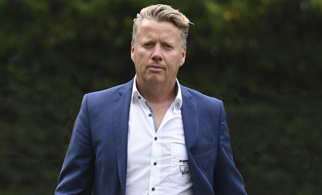 Richard Elzinga (hoofdtrainer)